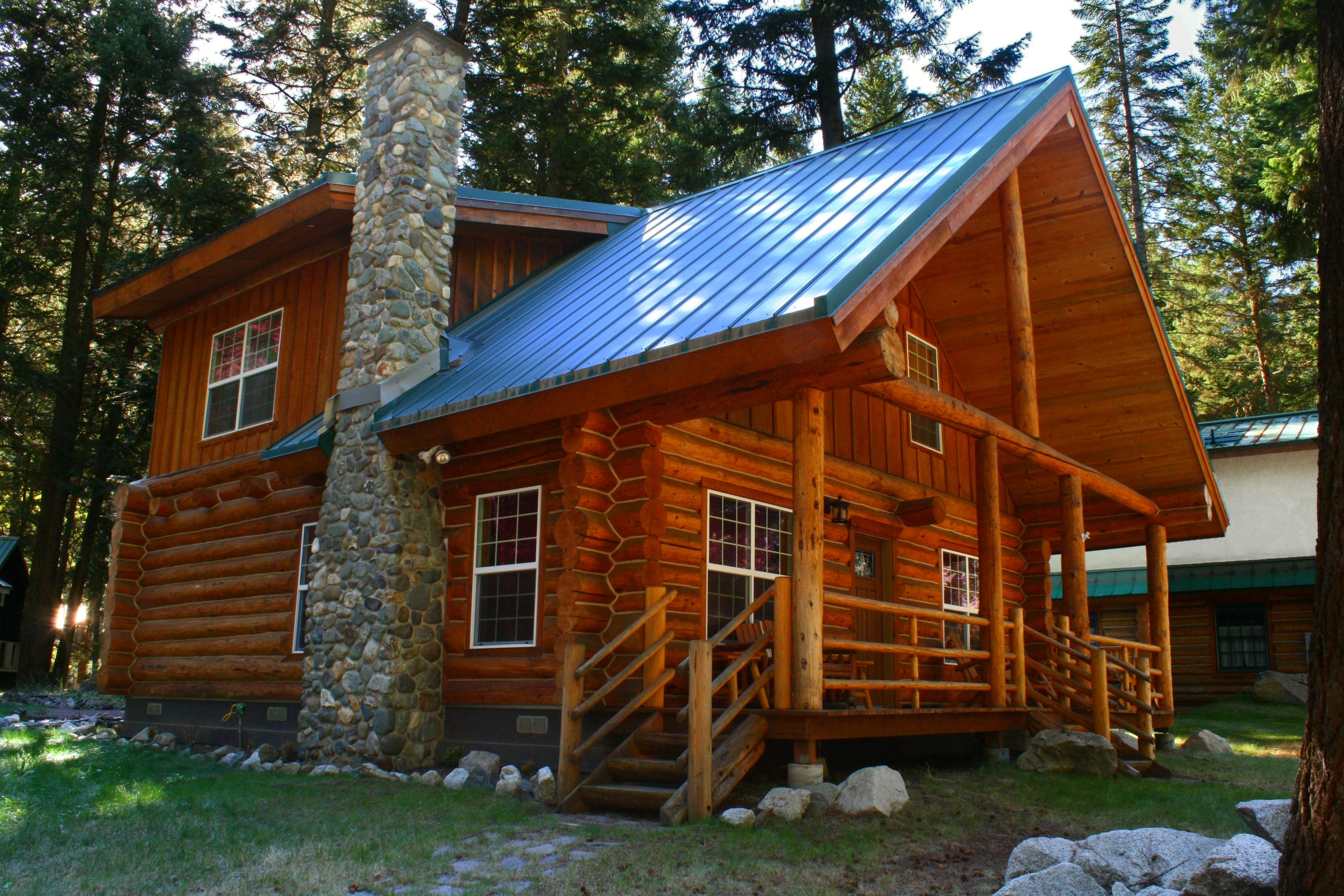 100 Open Floor Plan Cabins