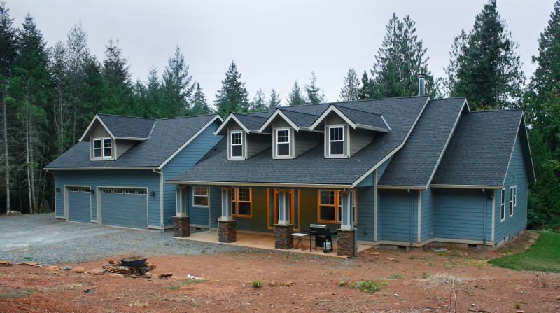 THE GRAMPIAN OREGON HOUSE DESIGN PD1015