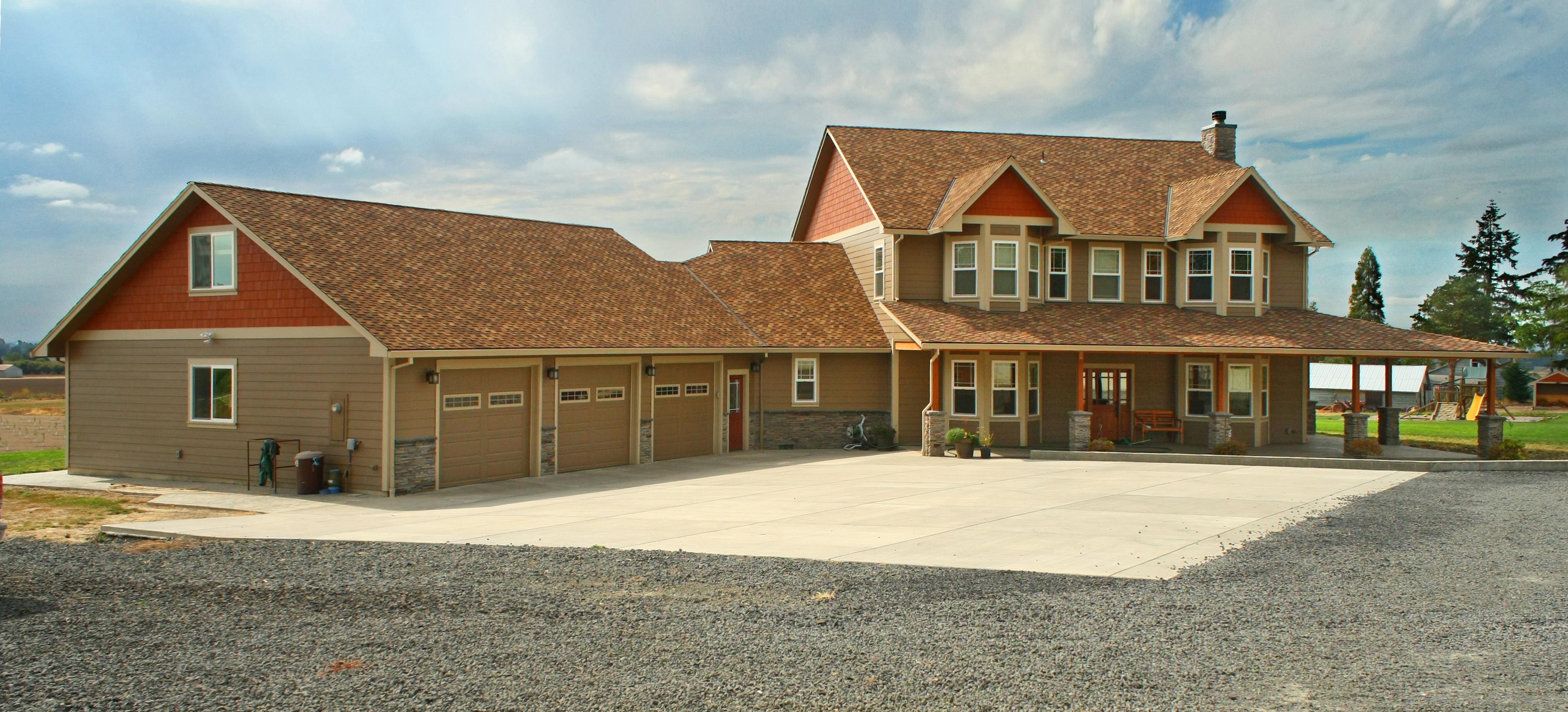 3 bay garage house plans for 3 bay garage