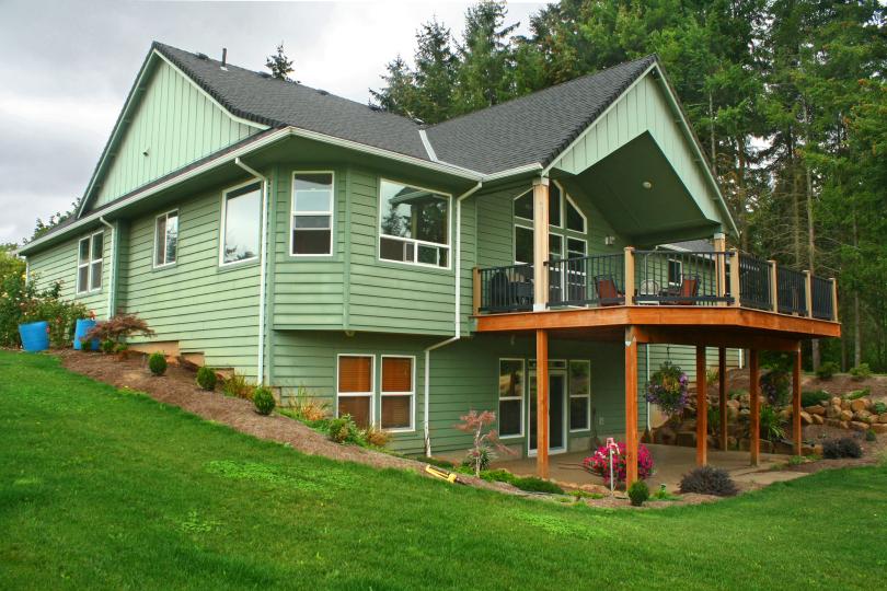 The Klamath Mtns Pd0802 Peak Home Design Oregon